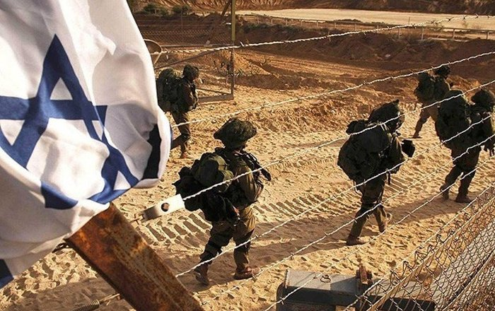 İsrail ordusu Filistin'de savaşa hazır olduğunu açıkladı