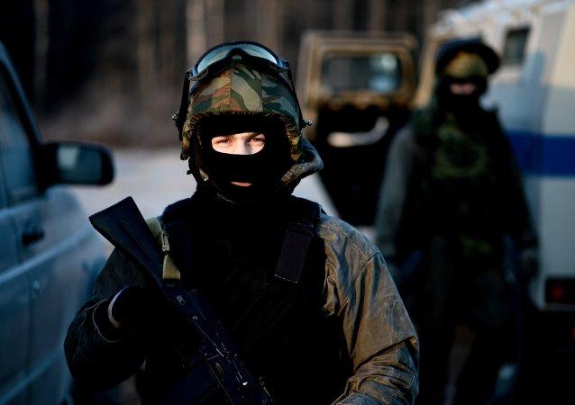 Dağıstan'da operasyon