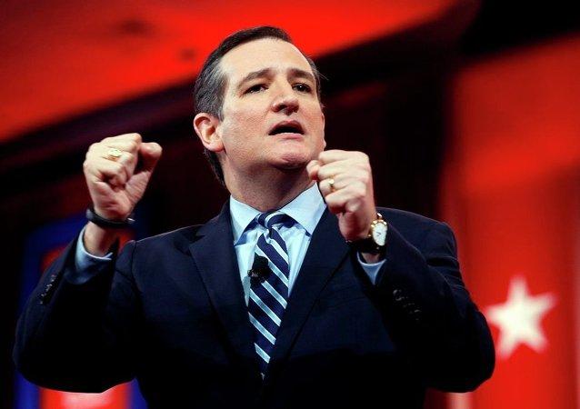 Cumhuriyetçi Senatör Ted Cruz