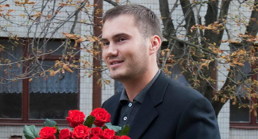 Ukrayna'nın devrik lideri Viktor Yanukoviç'in kendisiyle aynı adı taşıyan oğlu Viktor Yanukoviç