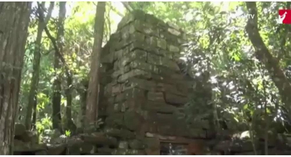 Arjantin'de Nazilerin gizemli sığınakları bulundu