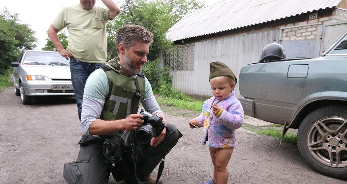 Fotoğrafçı Andrey Stenin