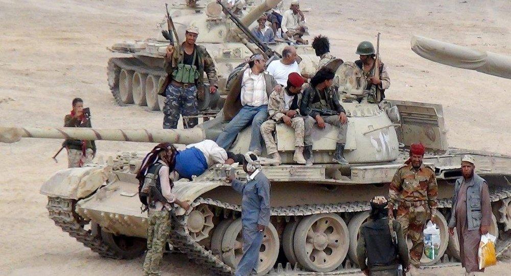 Husilerin Yemen'in güneyindeki ilerleyişi