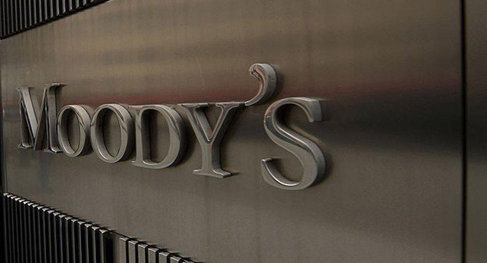 Uluslararası kredi derecelendirme kuruluşu Moody's