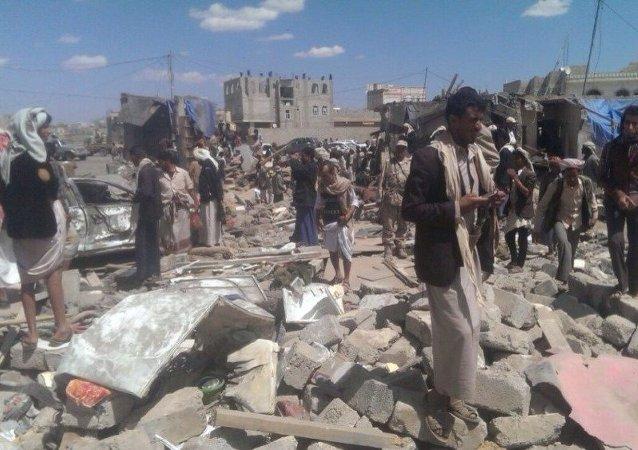Yemen'de çatışmlar