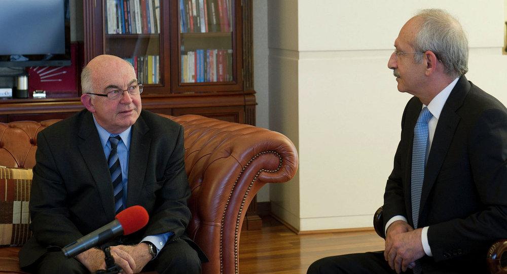 Kemal Kılıçdaroğlu-Kemal Derviş
