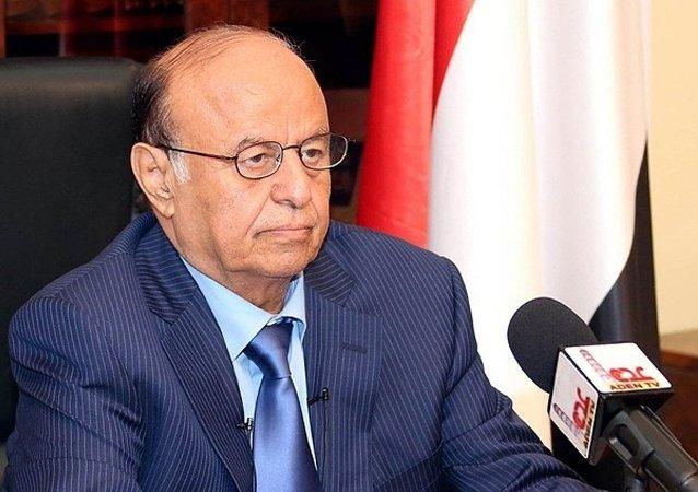 Yemen Cumhurbaşkanı Abdurabbu Mansur Hadi