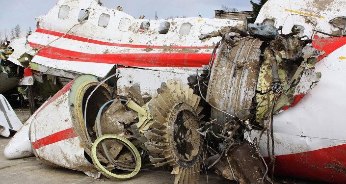 2010 yılında düşen Polonya Cumhurbaşkanı Kaczysnki'nin de içinde bulunduğu uçak