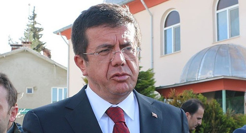 Türkiye Ekonomi Bakanı Nihat Zeybekci