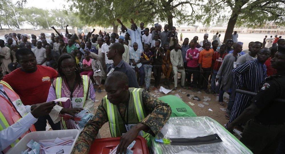 Nijerya seçimler