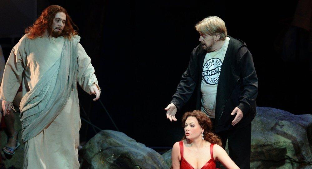 'Tannhauser' operası