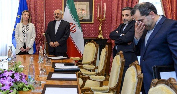 Lozan'da İran nükleer görüşmeleri