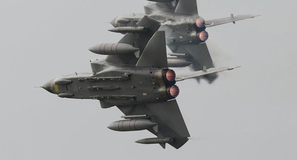İngiliz savaş uçakları