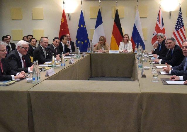 Lozan'daki İran nükleer müzakereleri