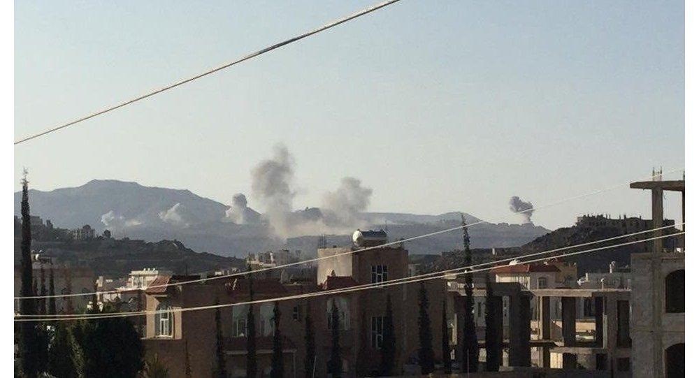 Yemen'deki Husi karşıtı operasyon