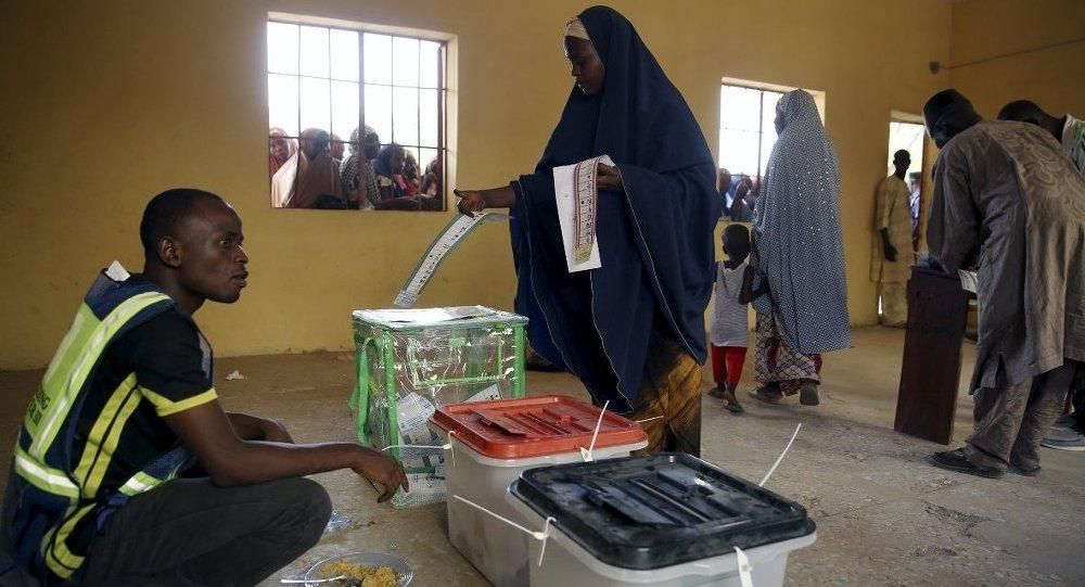 Nijerya'da seçimler