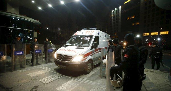 İstanbul Çağlayan Adliyesi operasyon