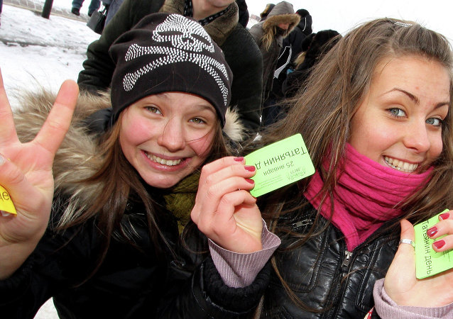 Rus öğrenciler
