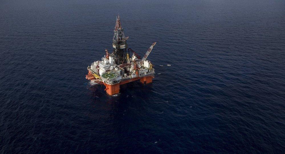 Meksika açıklarında petrol platformunda yangın