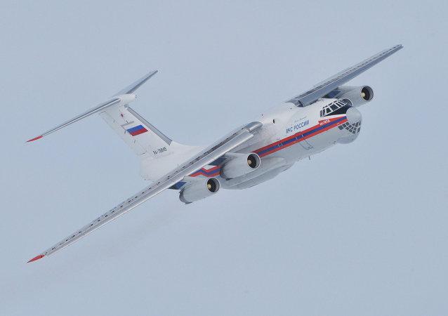 İL-76 uçağı