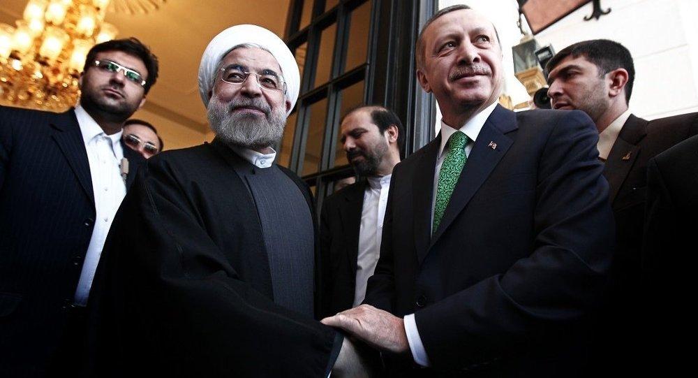 Recep Tayyip Erdoğan- Hasan Ruhani