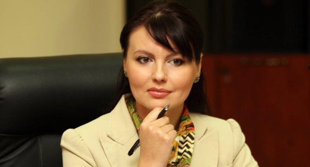 TMC Dışişleri Bakanı Nina Ştanski