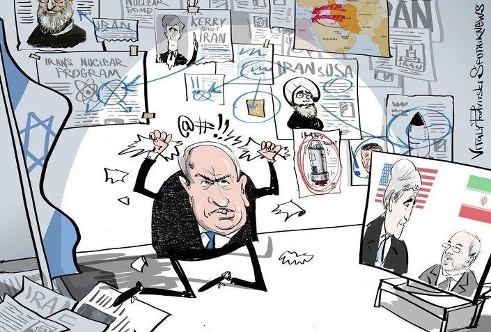 Benyamin Netanyahu'dan İran ile anlaşmasına tepki