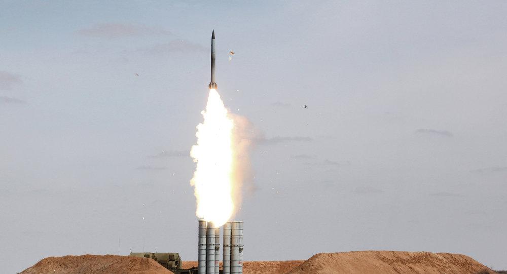 S-300 füze savunma sistemi