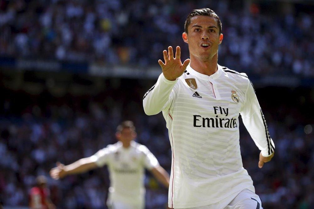 Cristiano Ronaldo-Real Madrid