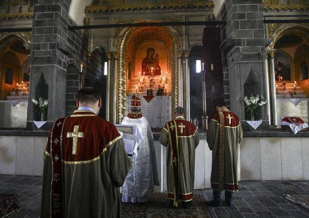 Diyarbakır Surp Gragos Ermeni Kilisesi