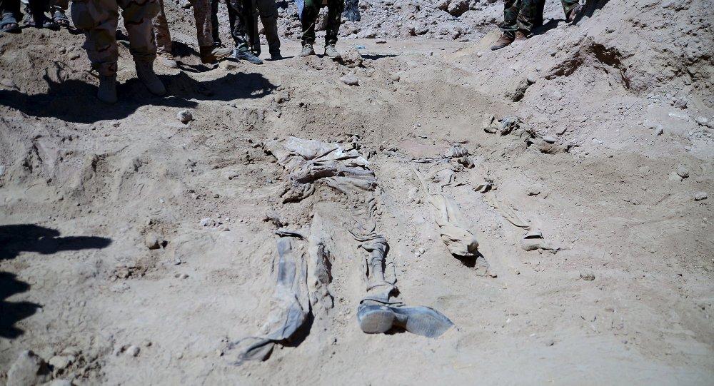 Tikrit toplu mezar