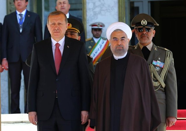 Recep Tayyip Erdoğan & Hasan Ruhani