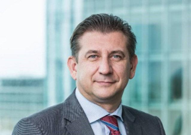 Gazprom Russkaya Ltd.'in genel müdürü Andrey Fick