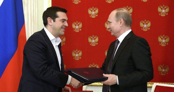 Çipras Putin görüşmesi