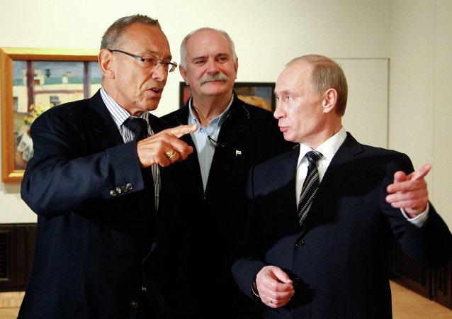 Andrey Konçalovskiy & Nikita Mihalkov