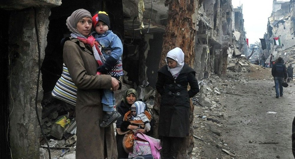 Yermuk Mülteci Kampı