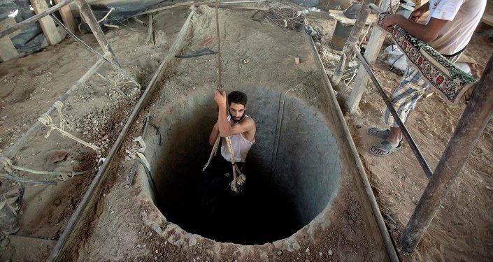 Gazze'deki tüneller