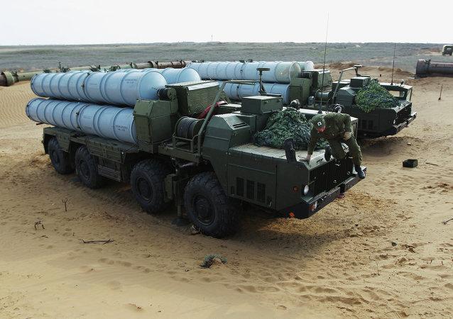 S-300 füze savunma sistemleri
