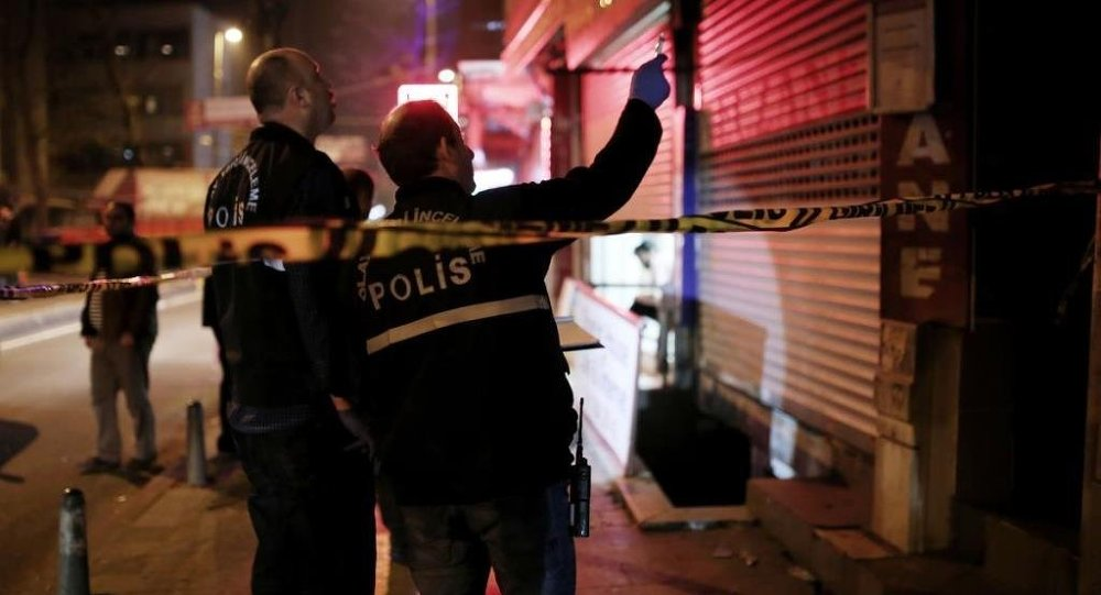 İstanbul Kağıthane çatışma