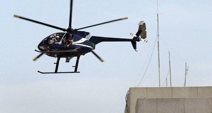ABD özel güvenlik şirketi 'Blackwater'