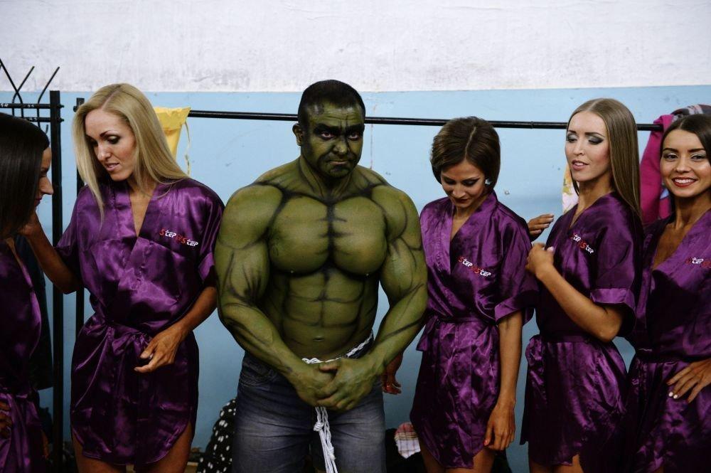 Vücut geliştirme yarışması