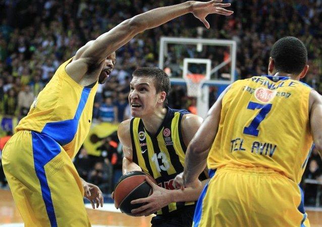 Fenerbahçe Ülker -Maccabi Electra
