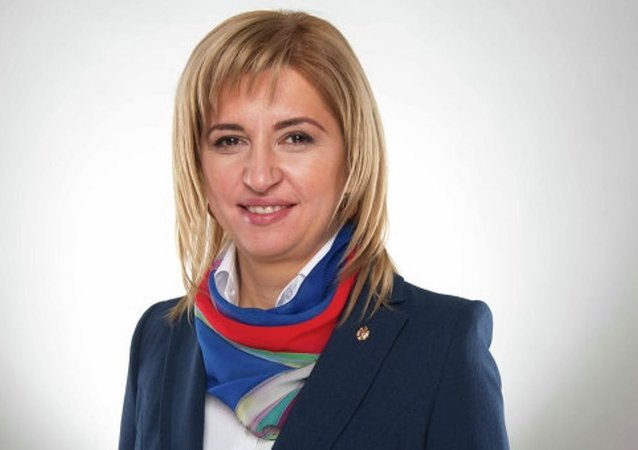 Gagavuzya Başkanı İrina Vlah