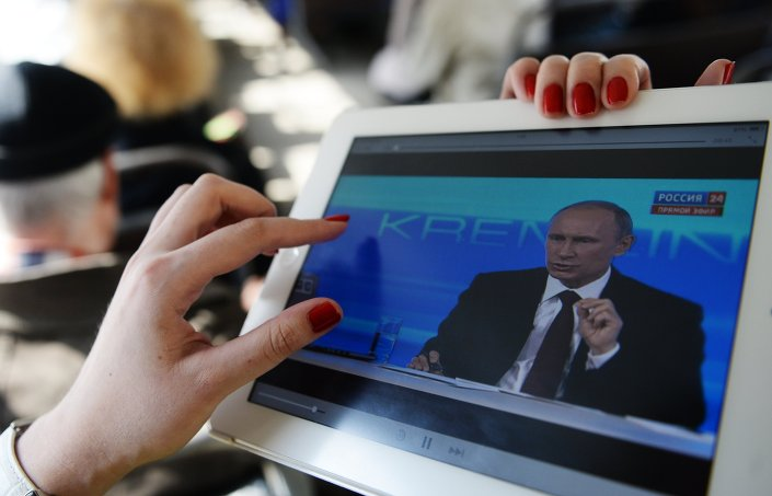Putin'le Direkt Hat Programı