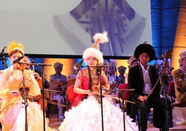 UNESCO'da 'Dede Korkut' konseri