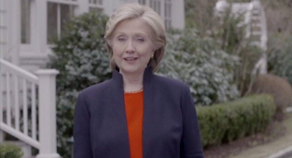 ABD eski First Lady'si ve Dışişleri Bakanı Hillary Clinton