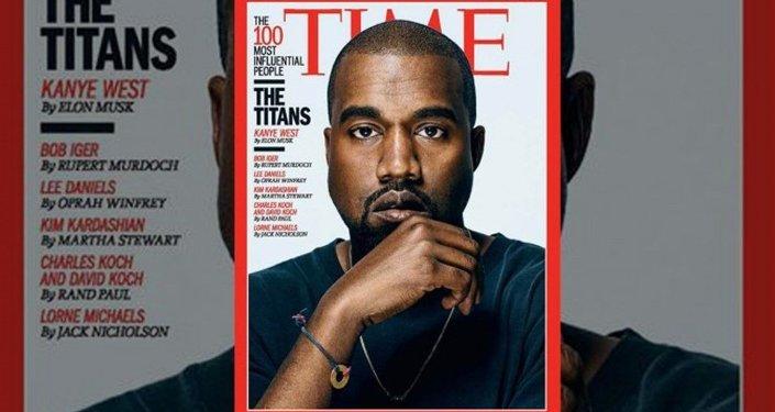 Time dergisinin 'en etkili 100 kişi' listesi