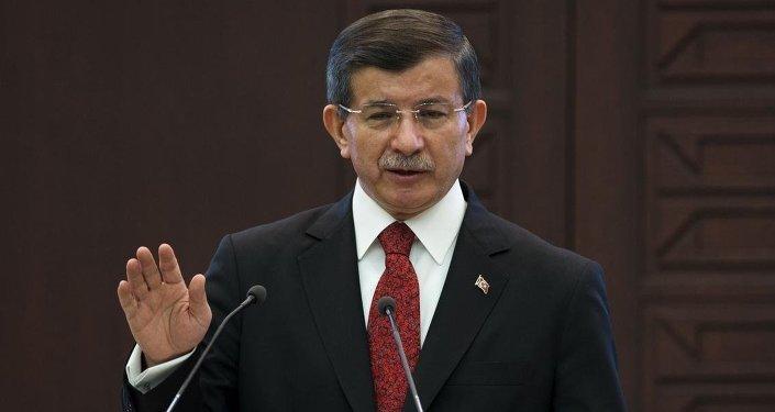 Başbakan Ahmet Davutoğlu,