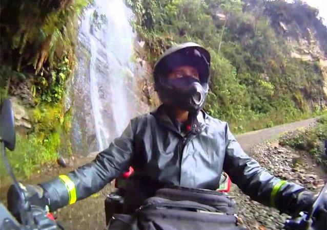 Alaska'dan Arjantin'e 500 günlük motosiklet yolculuğu