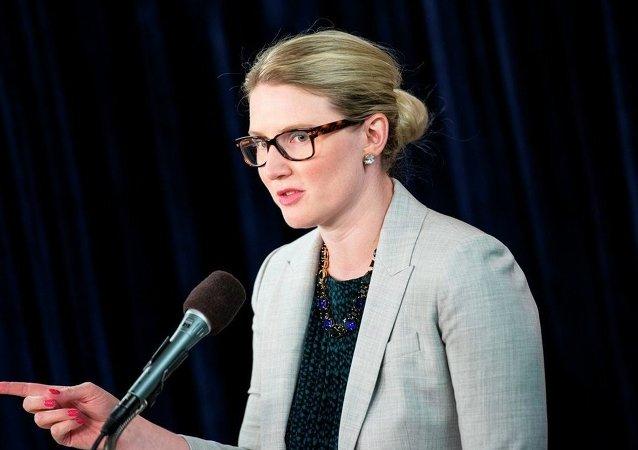 ABD Dışişleri Bakanlığı Sözcüsü Marie Harf